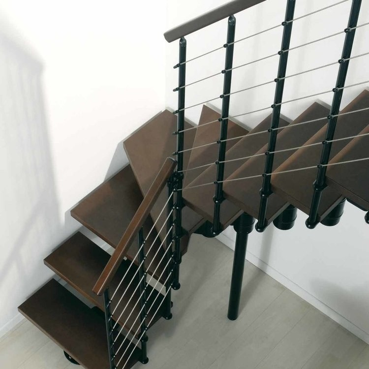 escalier vol e fontanot ark komoda droit 1 4 et deux 1 4 tournant. Black Bedroom Furniture Sets. Home Design Ideas
