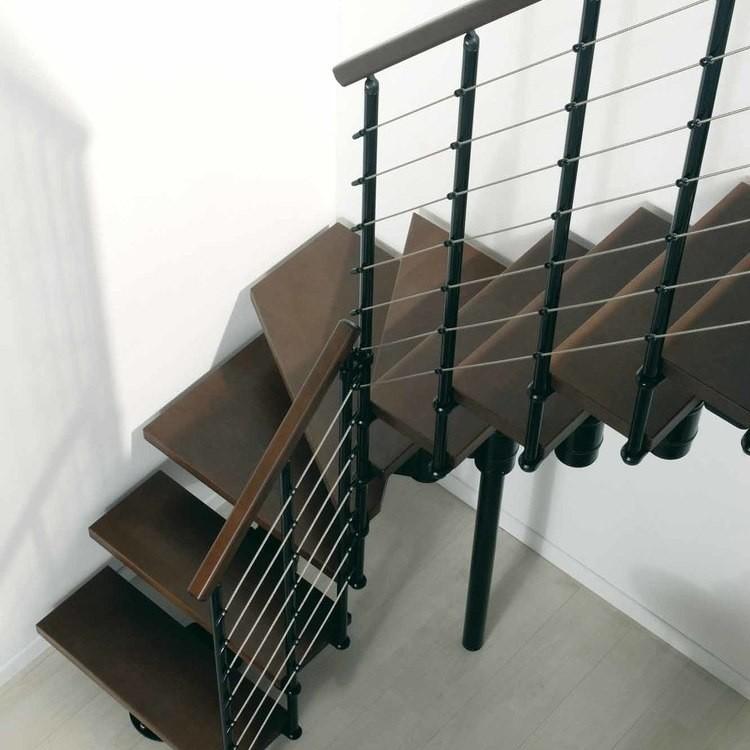 Escalier à volée Arke Komoda