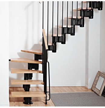 Escalier à volée Fontanot Arke Kompact