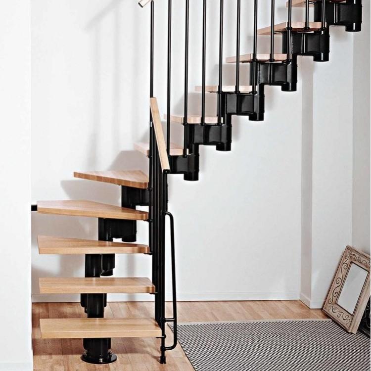 escalier vol e fontanot ark kompact en kit escalier