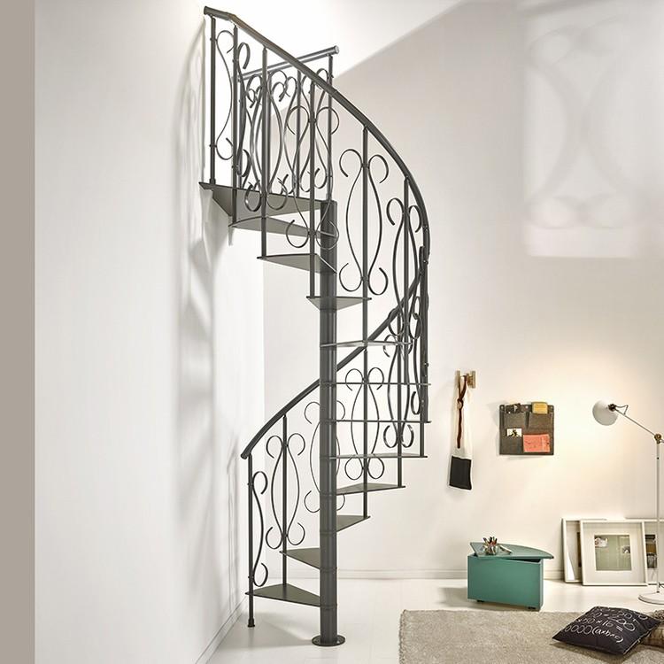 Escaliers pour les familles