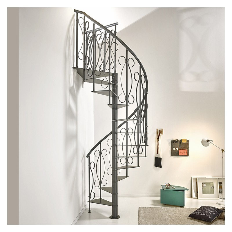 escalier colima on fontanot unique diam tre 130 cm et. Black Bedroom Furniture Sets. Home Design Ideas
