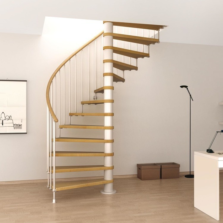 escalier colima on fontanot tulip en kit pour tr mies. Black Bedroom Furniture Sets. Home Design Ideas