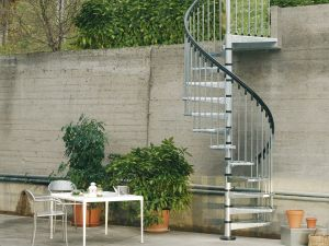 Escalier Civik Zink Arke