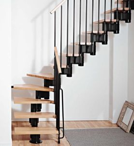 escalier industriel nos conseils et notre s lection de mod les. Black Bedroom Furniture Sets. Home Design Ideas