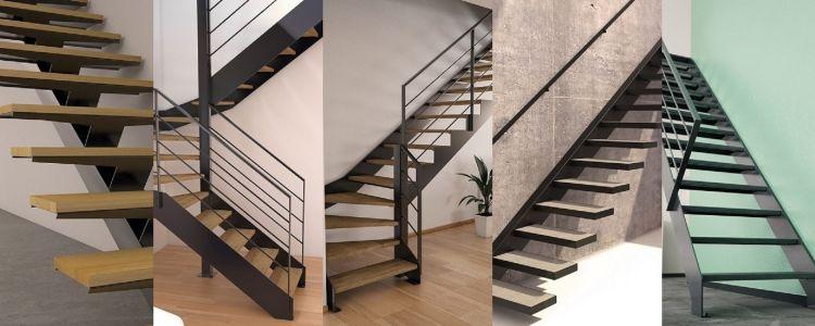 Escaliers sur mesure ATELIER