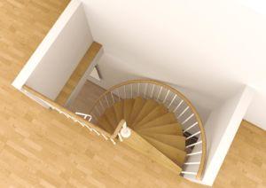 9 astuces pour bien choisir son escalier. Black Bedroom Furniture Sets. Home Design Ideas