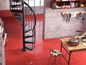 l escalier colima on m tal pour int rieur go up. Black Bedroom Furniture Sets. Home Design Ideas